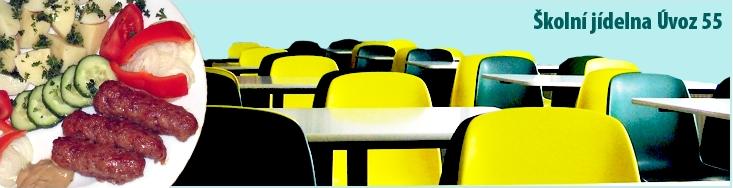 Školní jídelna Úvoz 55